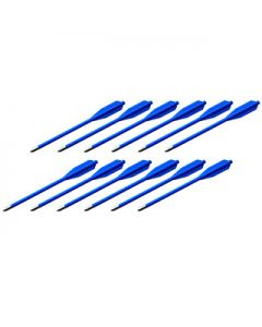 BOLT CROSSBOWS Plastic Youth Bolts 12 Pack